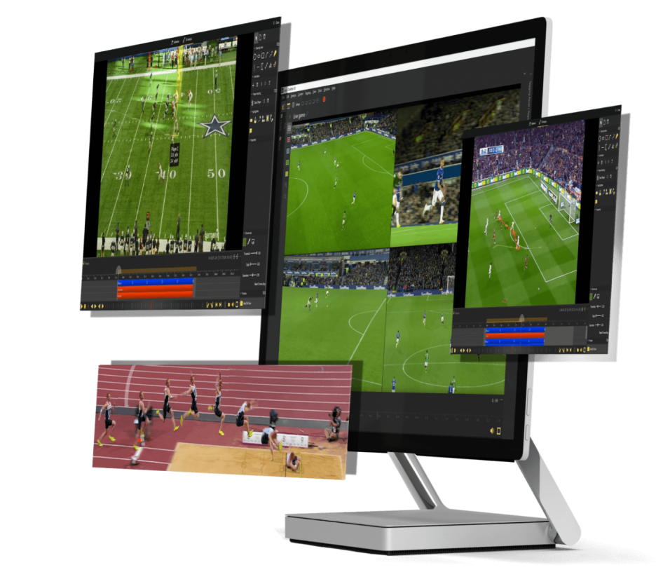 High-Performance Sports Video and Data Analysis Solution